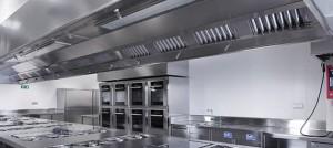 Campana extractora cocina