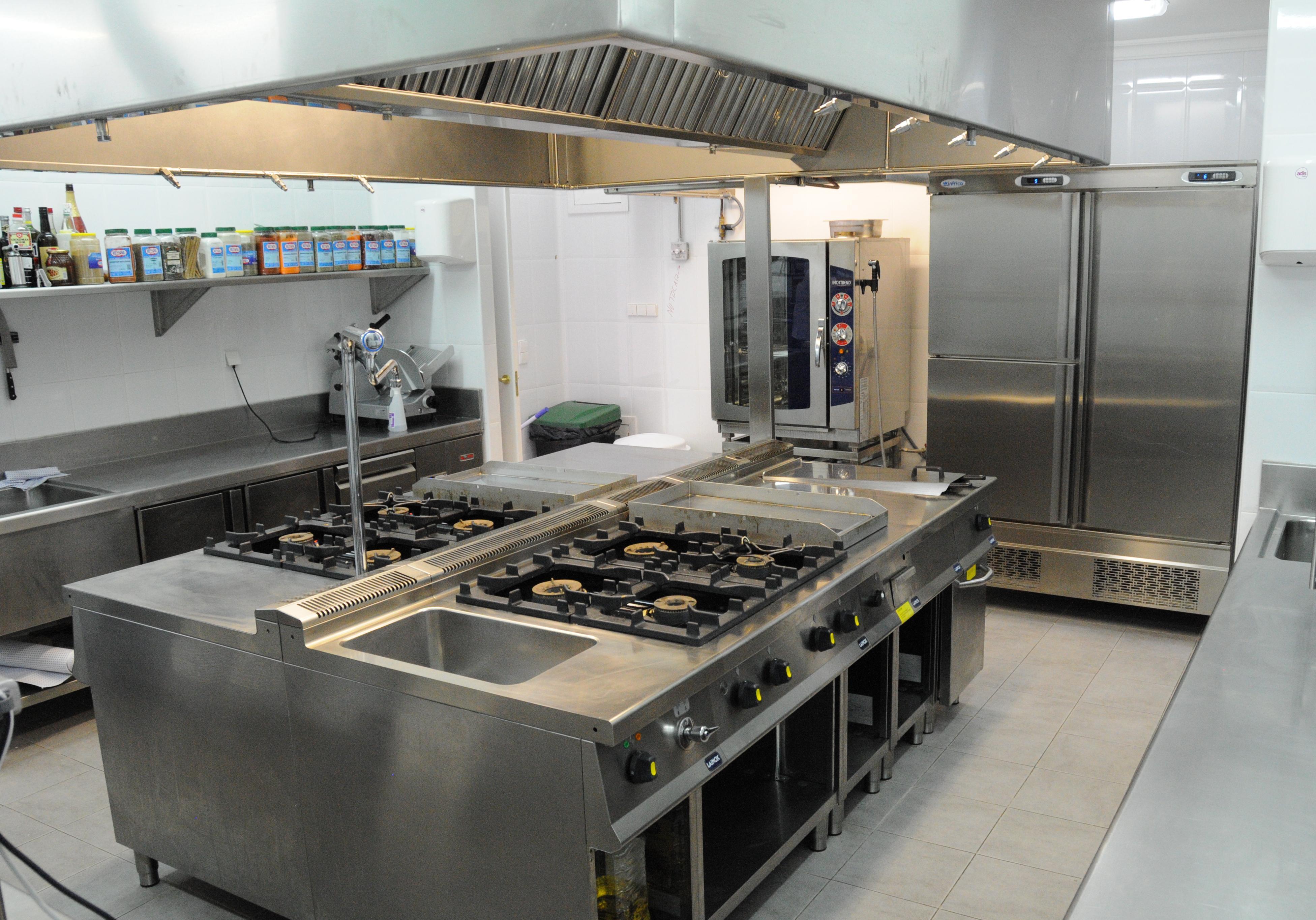 Cocina-Lainox-Ibiza