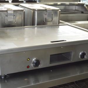 Plancha eléctrica usada maquinaria hostelería Ibiza