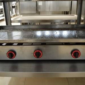 Plancha para asar usada bar restaurante Ibiza